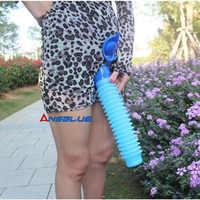 750ML Outdoor Portable Urinal Women Men Children Mini Toilet For Travel Camp Hiking Potty Children Training Foldable Pee Tool