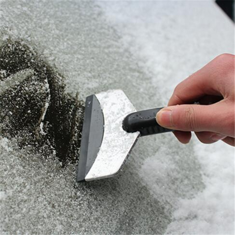 Car Styling Snow Shovel Ice Scraper Tool Case For Acura