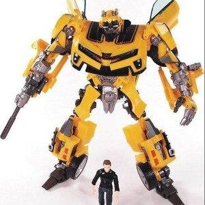 Transformation Robot Human All