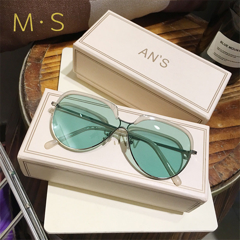 2019 Unisex Sunglasses Brand Designer Oversize Sun Glasses Fashion Men Luxury Decoration Classic Eyewear Women Sunglasses