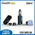 100% original ijoy exo 360 w kit con 360 tc vw ajuste mod para exo xl tanque