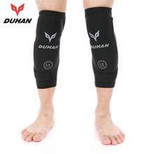 DUHAN Outdoor Sports Knee Protector Gear Bicycle MTB Bike Cycling Knee Pads Motorcycle Riding Knee Protective Pads Guard