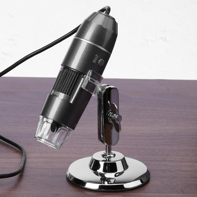1000X8 LED USB Digitale Elektronische Mikroskop 200 watt Hohe Auflösung Zoom Handheld Endoskop Kamera Microscopio Lupe