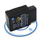 OBD2 Bluetooth Diagnostic Car Scanner/Reader Tool Wireless ELM327 V2.1 Android Torque Auto Scan Tool HHOBD ELM327 Bluetooth OBD2