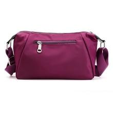 цены на New Casual Oxford Shoulder Bag Fashion Ladies Messenger Bag Large Capacity Clutch Mystic Messenger luxury women bags designer  в интернет-магазинах