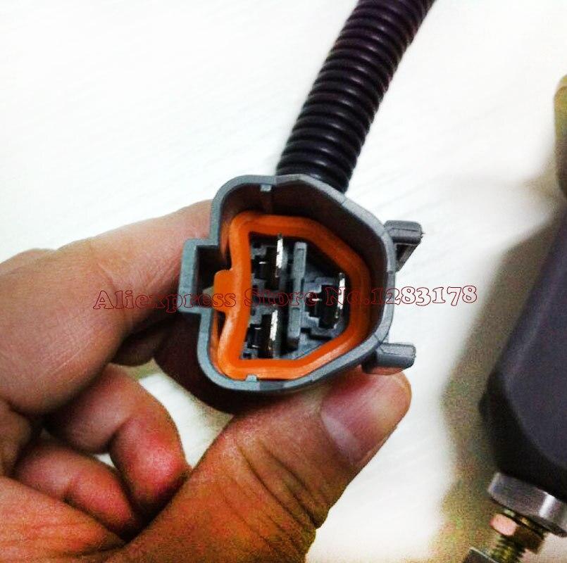 desligamento de combustivel solenoide 1751es 12a3uc12b1s escavadeira hyundai 04