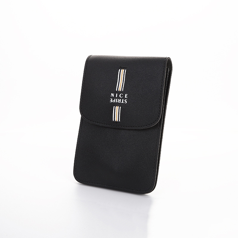 BOTUSI Bow Women Wallet Brand Cell Phone Big Card Holders Handbag Purse Clutch Messenger Shoulder Straps Bag