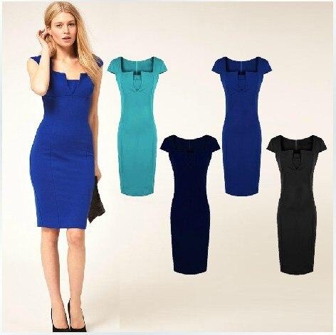 Aliexpress.com : Buy Designer Dresses Blackworkwear Women Ladies ...