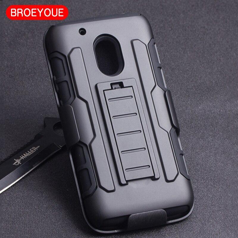 Armor Case para Motorola Moto G5 G4 Plus X Style X3 Armor Hybrid - Accesorios y repuestos para celulares