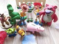 3set  5-12cm Toy Story 3  Buzz Lightyear Jessie PVC Action Figure Toys Dolls  Children Toys