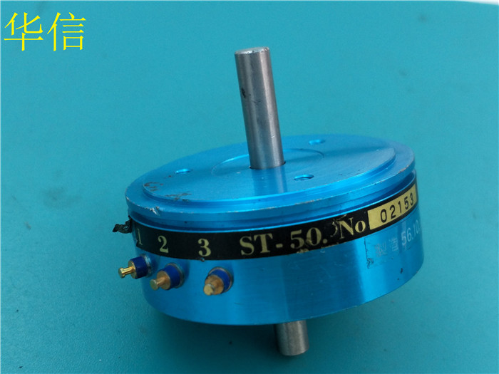 Original new 100% ST-50 0.15% 5K conductive plastic potentiometer angle sensor switch canada 24 type potentiometer 2 5k