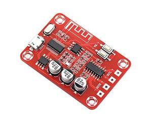 Image 4 - Bluetooth wzmacniacz Audio pokładzie 5 W * 2 Stereo Bluetooth dekoder 4.2 bezstratnej odbiornik kina domowego