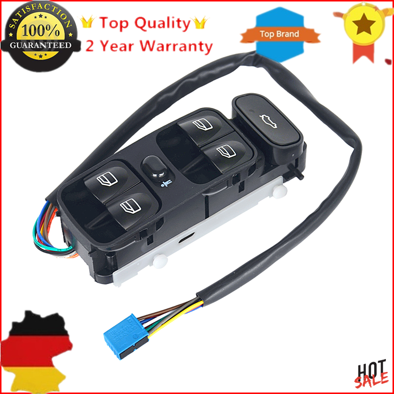 AP02 Window Switch Driver Door Panel 2038210679 for Mercedes <font><b>W203</b></font> c 180 200 220 230 240 270 280 320 350 55 30 32 C180 C200 C220 image