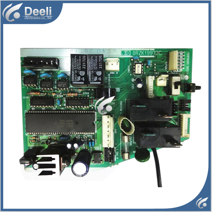 все цены на 95% new good working for air conditioning motherboard control board ORZK19972C Computer board онлайн