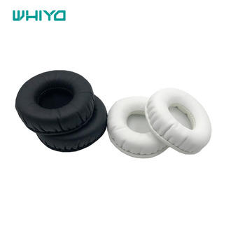 Whiyo 1 Pair of Sleeve Replacement Ear Pads Cushion for Philips SHL5000 SHL5001 SHL5002 SHL5010 SHB9100 SHB9000 Headphones image