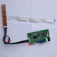 for B133HAN02.5 30pin KIT VGA 13.3″ 1920×1080 monitor DRIVER LED SCREEN display Controller board LCD EDP