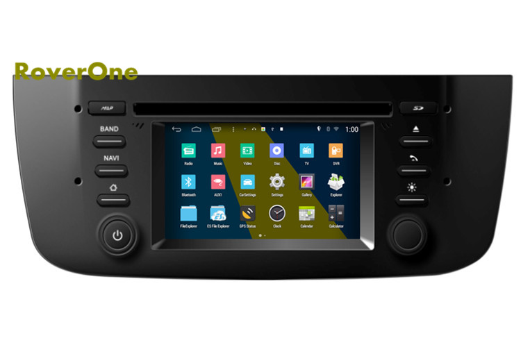 Android 4 4 For Fiat Bravo Abarth Punto Evo Linea 2012  Autoradio Car Stereo Radio Dvd Gps