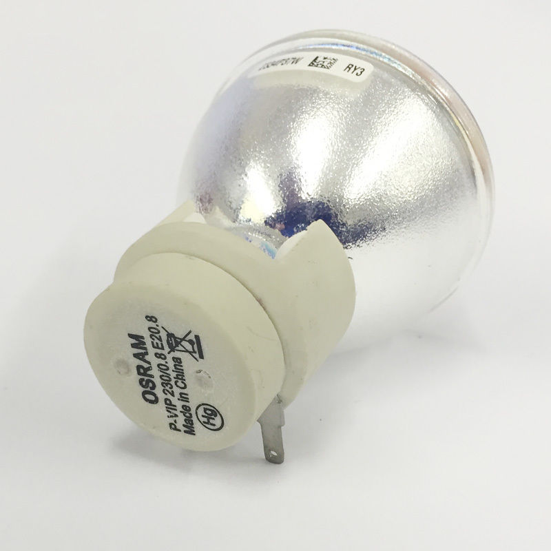 Free Shipping 100% Original Bare Bulb BL-FP230I / SP.8KZ01GC01 Lamp for Projector HD300X HD33 HD3300
