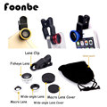 Mobile Phones Accessories Fisheye Lens Coque for Iphone Samsung Galaxy  Xiaomi LG Sony Camera Fish Eye Cover