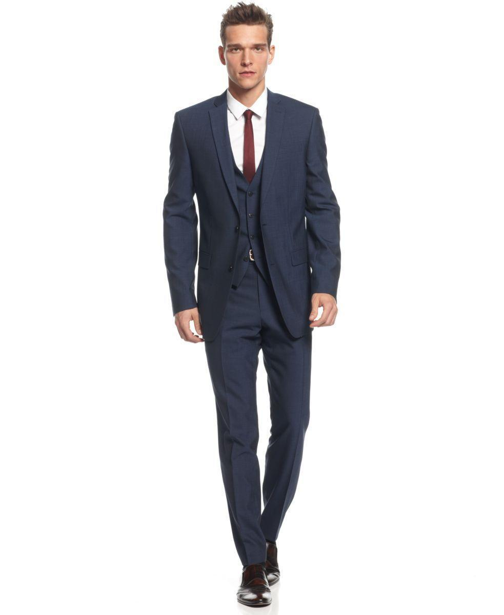 Online Get Cheap Navy Slim Suit -Aliexpress.com | Alibaba Group