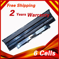 Laptop battery For Dell  P13E P14E  P16F  P17F P19G P20G UM7 UM8 UM9 W7H3N 4YRJH 7XFJJ J1KND J4XDH P07F P07F001 P08E P10S