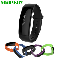 M88 Waterproof Bluetooth Smart Band Bracelet Watches Blood Pressure Heart Rate Monitor Pedometer Sleep Monitor Fitness