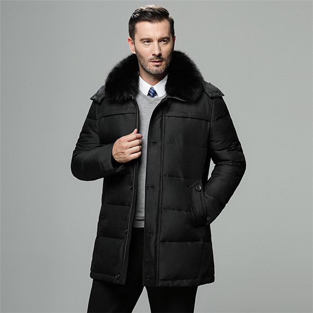 Men's Winter Jacket Russia...
