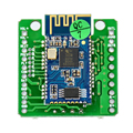 12 V CSR8645 APT-X Módulos Amp Junta Hifi Bluetooth 4.0 Receptor de Audio del coche 29x24mm