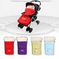 2016 hot venda Quente Envelope para Recém-nascidos Cobertor Carrinho De Bebê Saco de Lã saco de Dormir Saco Térmico carrinho de Bebé Infantil