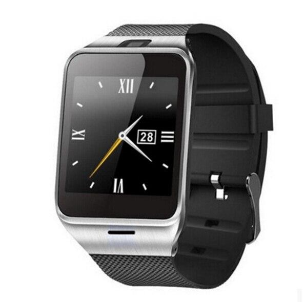 2016 Недвижимость Топ Мода На Запястье Водонепроницаемый Aplus Gv18 Умный часы-Телефон Gsm Nfc Камера Sim-карты Smartwatch Для Samsung