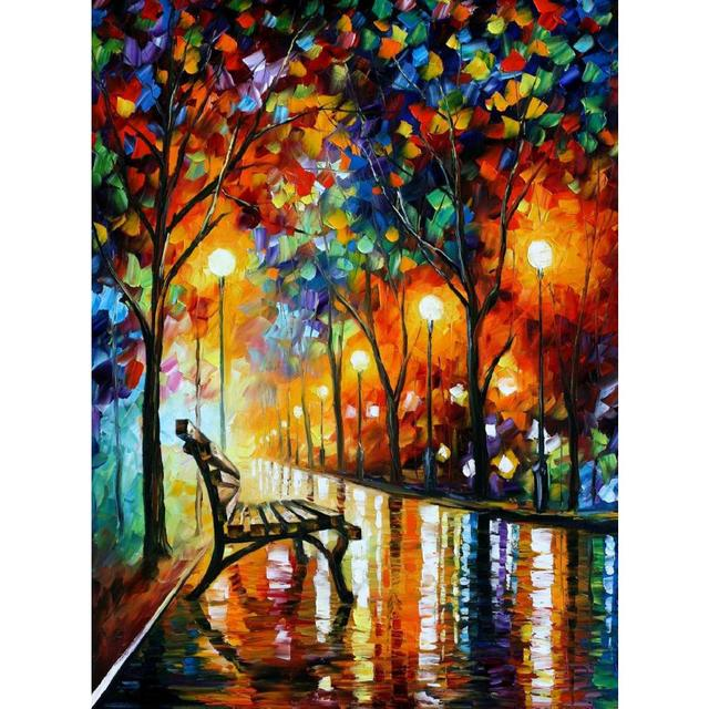 canvas painting contemporary artwork