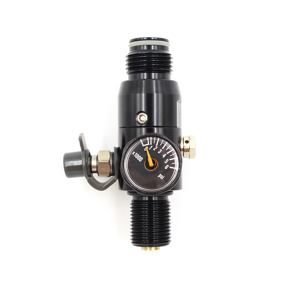 PCP Paintball Ауа резервуары 0.2L / 0.35L / 0.45L HPA - Ату - фото 5