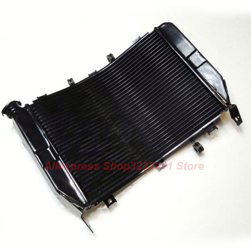 Motorcycle Radiator for  KAWASAKI  NINJA ZX6R ZX636 2003 2004 Aluminum Water Cooler Cooling Kit
