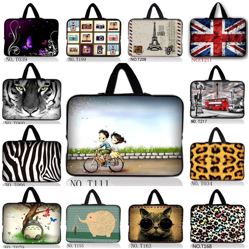"10"" 12"" 13"" 15.6"" 17"" Inch Laptop Sleeve Bag Case For Macbook 17.3"" Notebook Bag For Macbook Air Hp Dell Sony Acer Toshiba Asus"