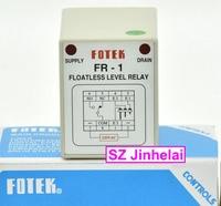 FR 1 220V New and original FOTEK Water level switch, Liquid level controller
