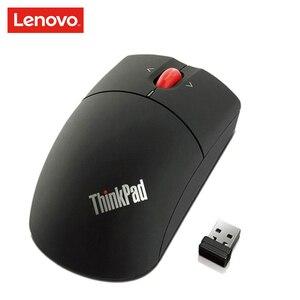 Image 5 - LENOVO souris THINKPAD (OA36193), Support de vérification Officia, pour ordinateur portable, windows 10/8/7, avec récepteur USB 1000dpi