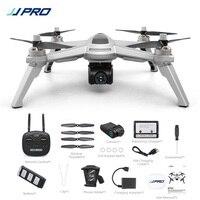 Бесплатные подарки! JJRC JJPRO X5 5 г gps WI FI FPV с 1080P цифровой камерой Max 18 минут Follow Me высота Удержание Радиоуправляемый Дрон Quadcopter RTF