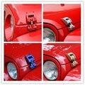 Alta Qualidade 2 PCS de Alumínio Do Motor Capô Captura Bloqueio Travas Capturas Kits Conjunto Suporte Para Jeep Wrangler JK 2007-2016 Frete Grátis