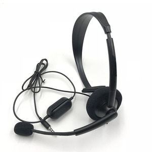 Image 3 - Auriculares de Chat con cable para jugadores cascos con micrófono para Xbox One, para Microsoft XBOX ONE S
