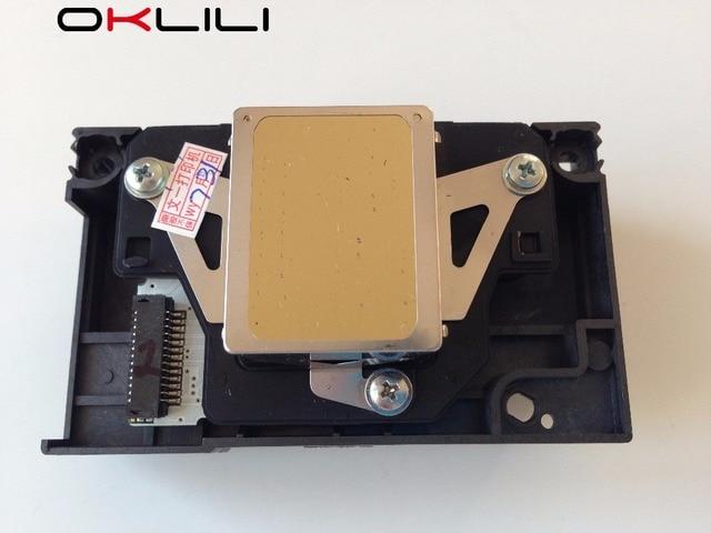 Nowy F180000 głowicy drukującej głowica drukująca Epson R280 R285 R290 R330 R295 RX610 RX690 PX650 PX610 P50 P60 T50 T60 T59 TX650 L800 L801
