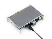 Promo offer Modules 5inch HDMI LCD (with bicolor case) Touch Screen LCD Module Support Raspberry Pi 3 B/2 B /A+ /B+ Banana Pi / Pro Driver P