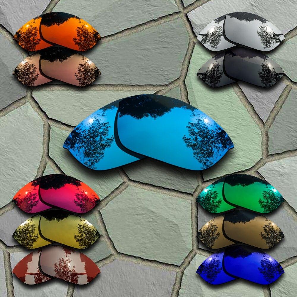 ccd6d5abc5 Gafas de sol polarizadas lentes de repuesto para la media chaqueta de roble  2,0