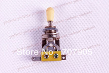 New 1x Chrome 3- Position Guitar Pickup Toggle Switch Guitar Parts