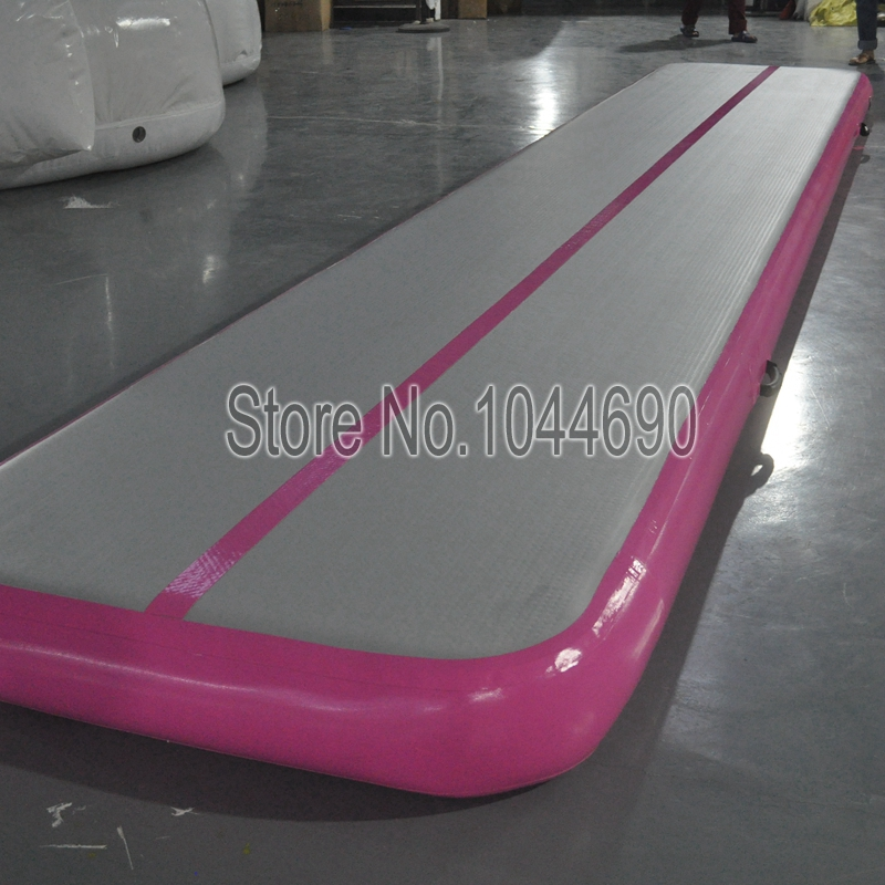 Free shipping 4*1m Air Track ,Hot Sale Inflatable Tumble Track for Gym free shipping 6 2m inflatable gym air track inflatable air track gymnastics