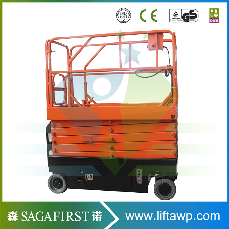 Self-Propelled Electric Hydraulic Standard SINOFIRST 2019 China