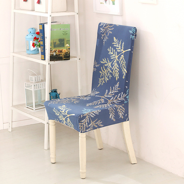 Aliexpress.com: Comprar Spandex cubierta de la silla de comedor ...