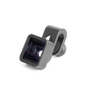 Image 3 - Обновленная версия 1.33X, деформация, мобильный телефон, универсальный зажим, широкоформатный широкоугольный объектив камеры для iPhone Samsung