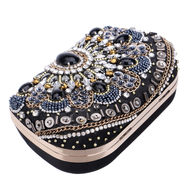 Elegant women's Embroidery Cluthes
