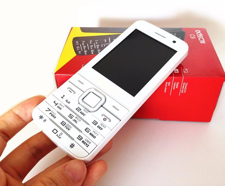 Телефон на 4 сим карты.Купить красивый и качественный телефон на 4 симки, Цена 2990 рублей. Бесплатная доставка по России! 3 разных цвета