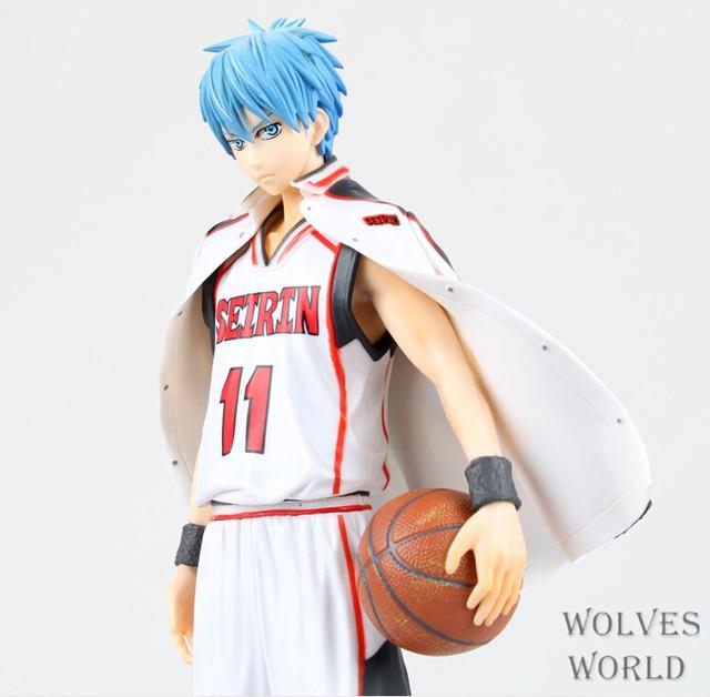 26CM Kuroko's BasketballKise Tetsuya Kuroko Anime Action Figures PVC brinquedos Collection Figures toys for christmas gift